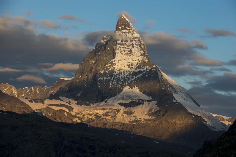 Monte Cervina Matterhorn