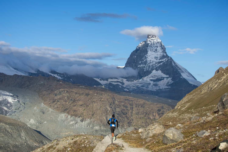 Running the Tour de Matterhorn trails