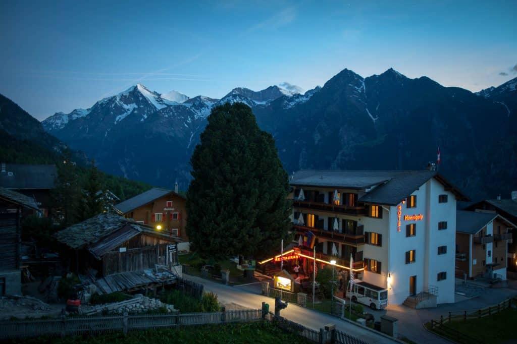 Grachen hotel