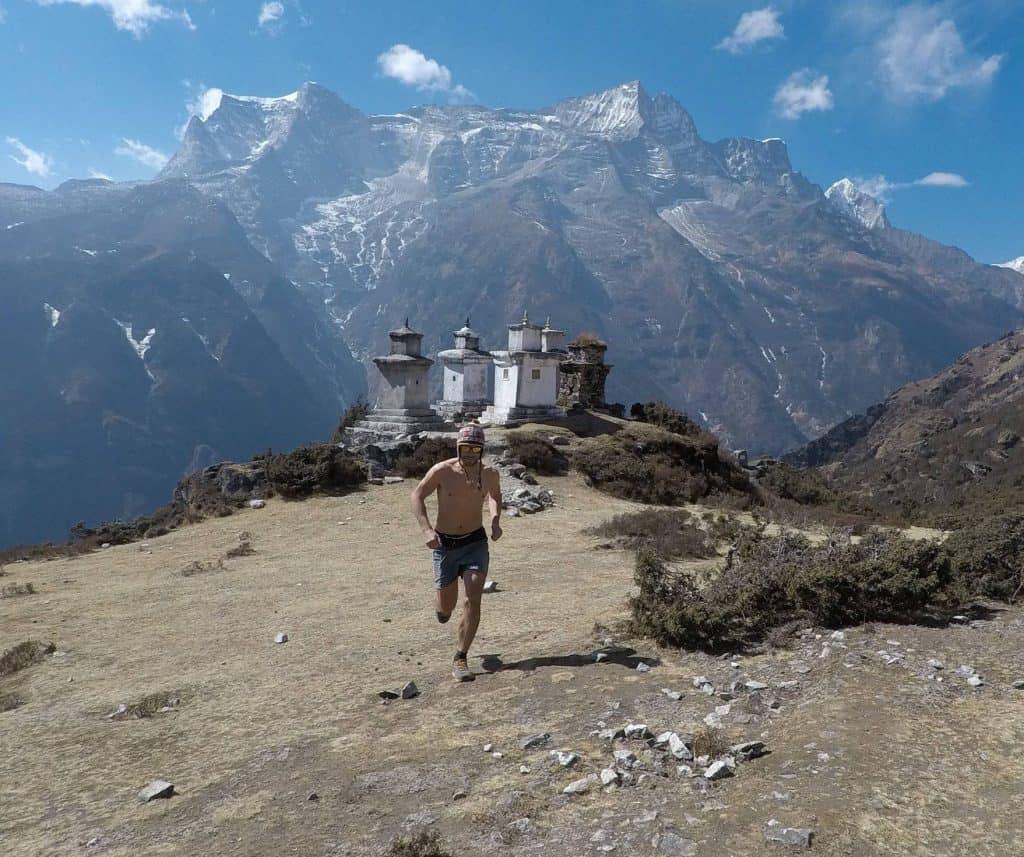 La piste des évasions romaines au Népal