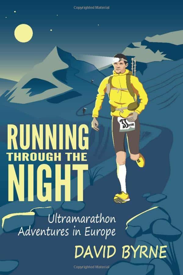 running through the night book