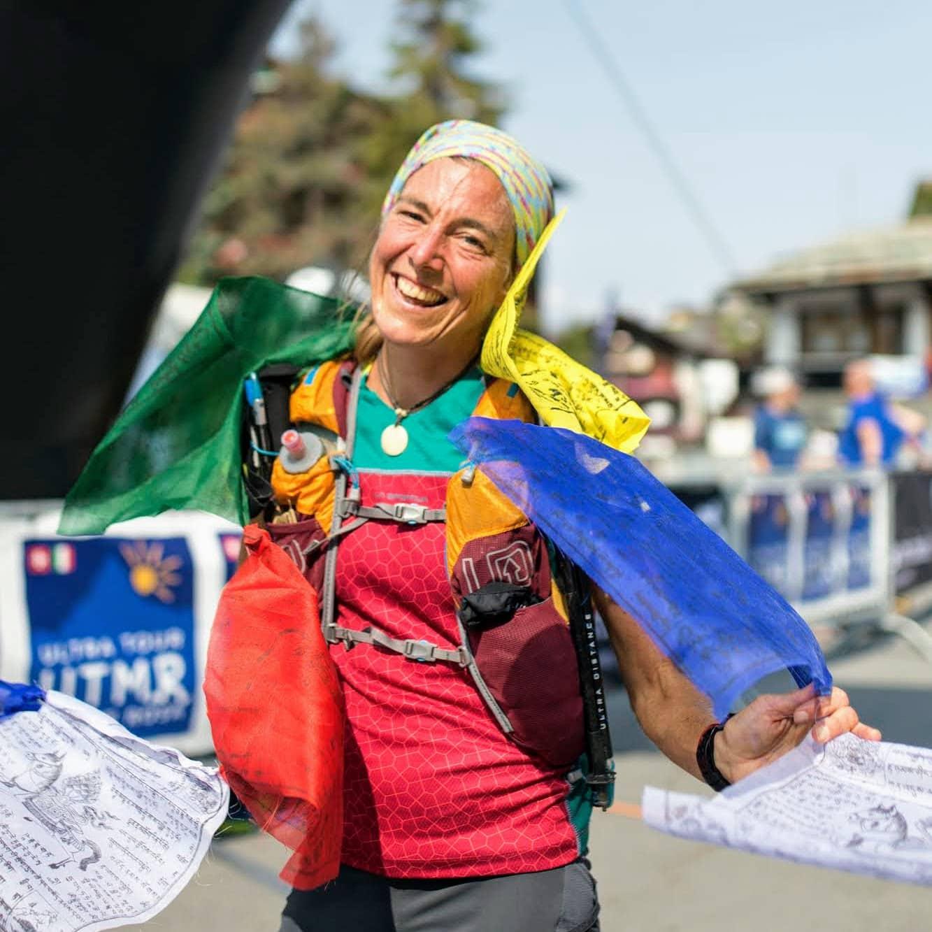 Julia Boettger ultra runner