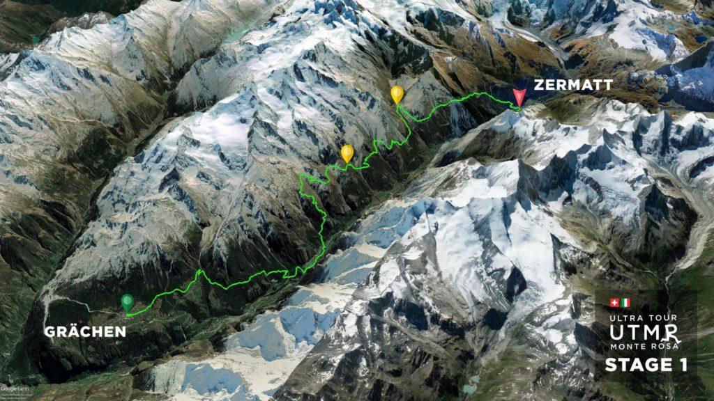 UTMR google earth stage 1 track 2021 4k web