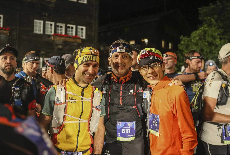 3 ultra runners